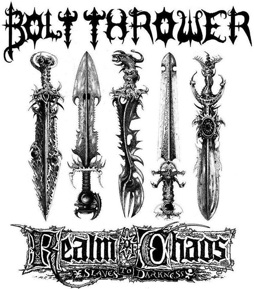 Bolt thrower boltthrower deathmetal deathgrind