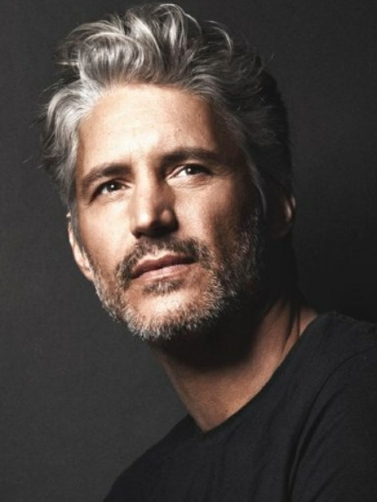 how to stop gray hair in men
