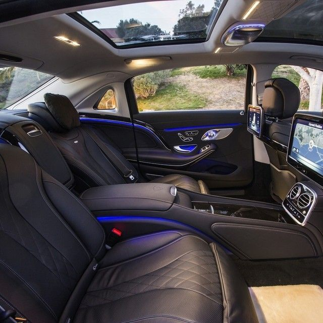 Mercedes Benz Maybach S600 interior. CLICK the PICTURE or check out my BLOG for… | Mercedes benz ...