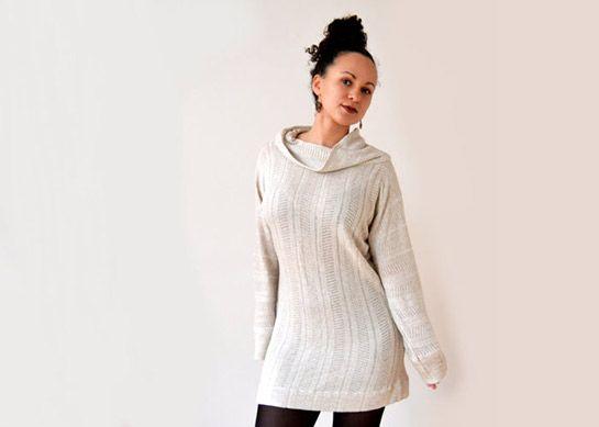 DIY Pullover Kleid | DIY LOVE