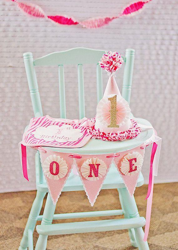 hochstuhl deko geburtstag pinterest geburtstag geburtstagsparty und baby geburtstag. Black Bedroom Furniture Sets. Home Design Ideas