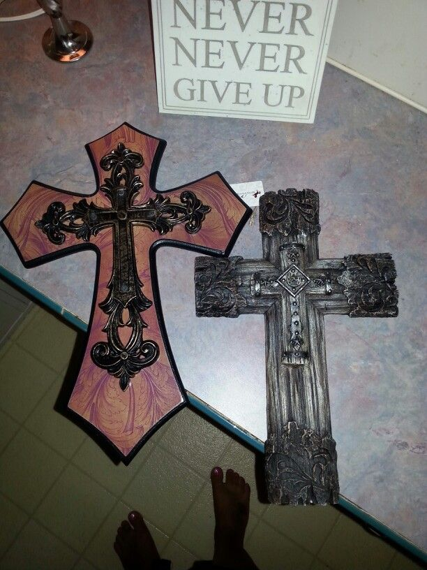 My new crosses....sam moon!