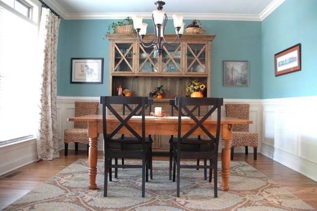 How To Master The Mismatched Dining Room