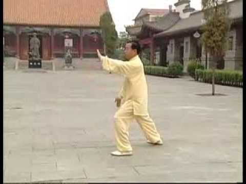 Chen Style Tai Chi Old Frame Routine One 1/4(Eng Sub)