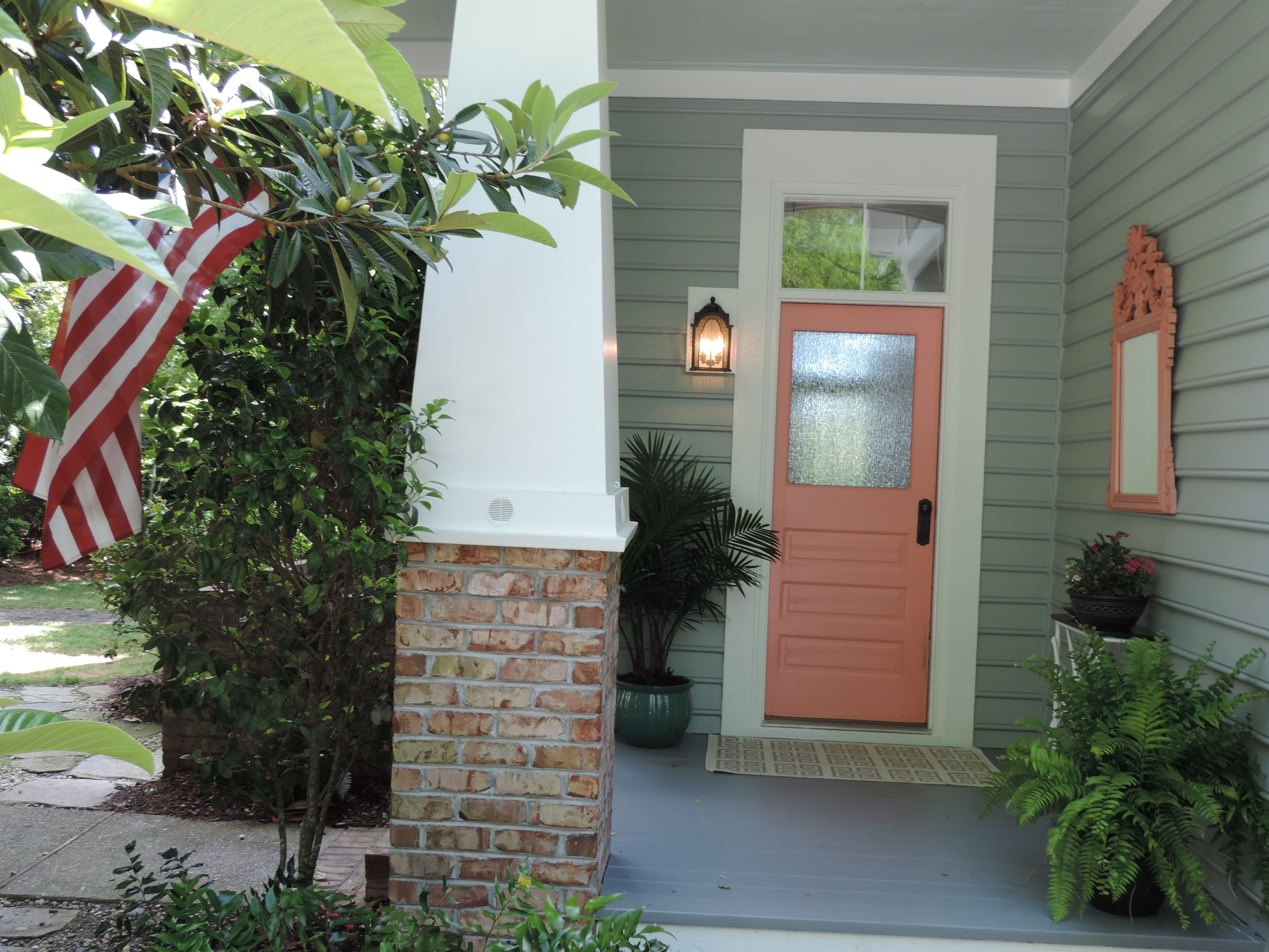 My New Exterior Loving My Paint Color Winter 39 S Day Behr Paint Colors Pinterest