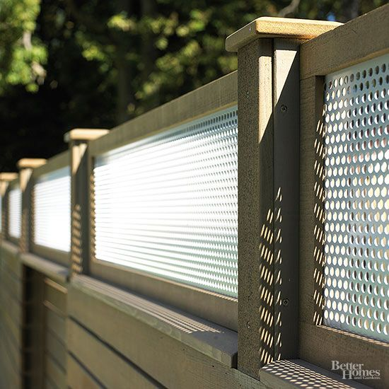 Add Style To Your Yard With These Favorite Fence Ideas Fence