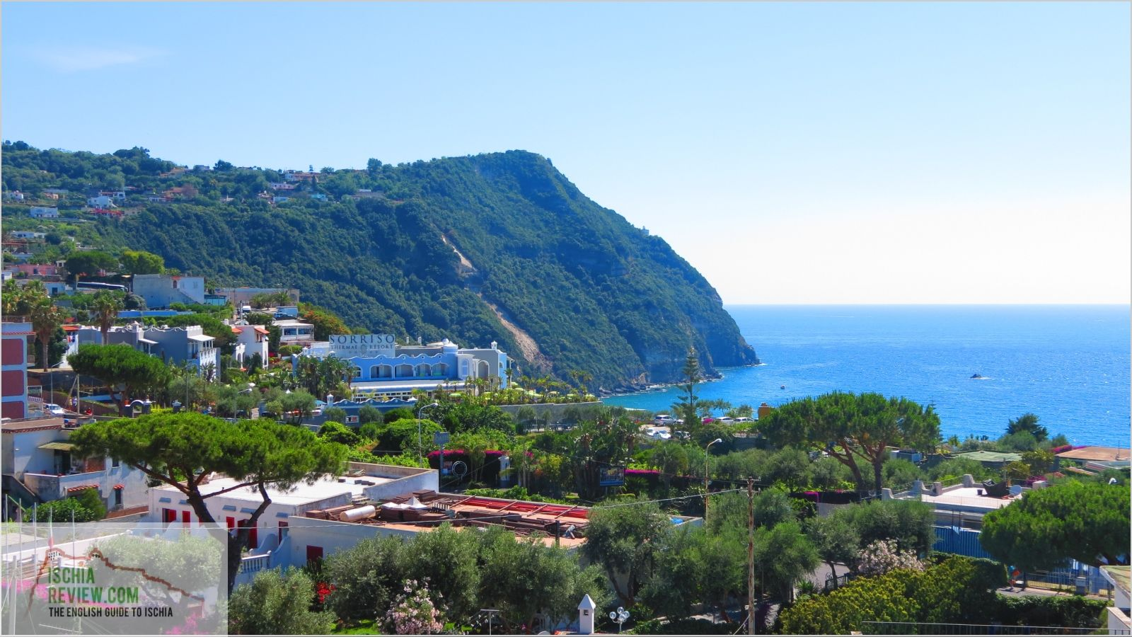 Citara Bay, Forio d'Ischia (With images) Ischia, Italy