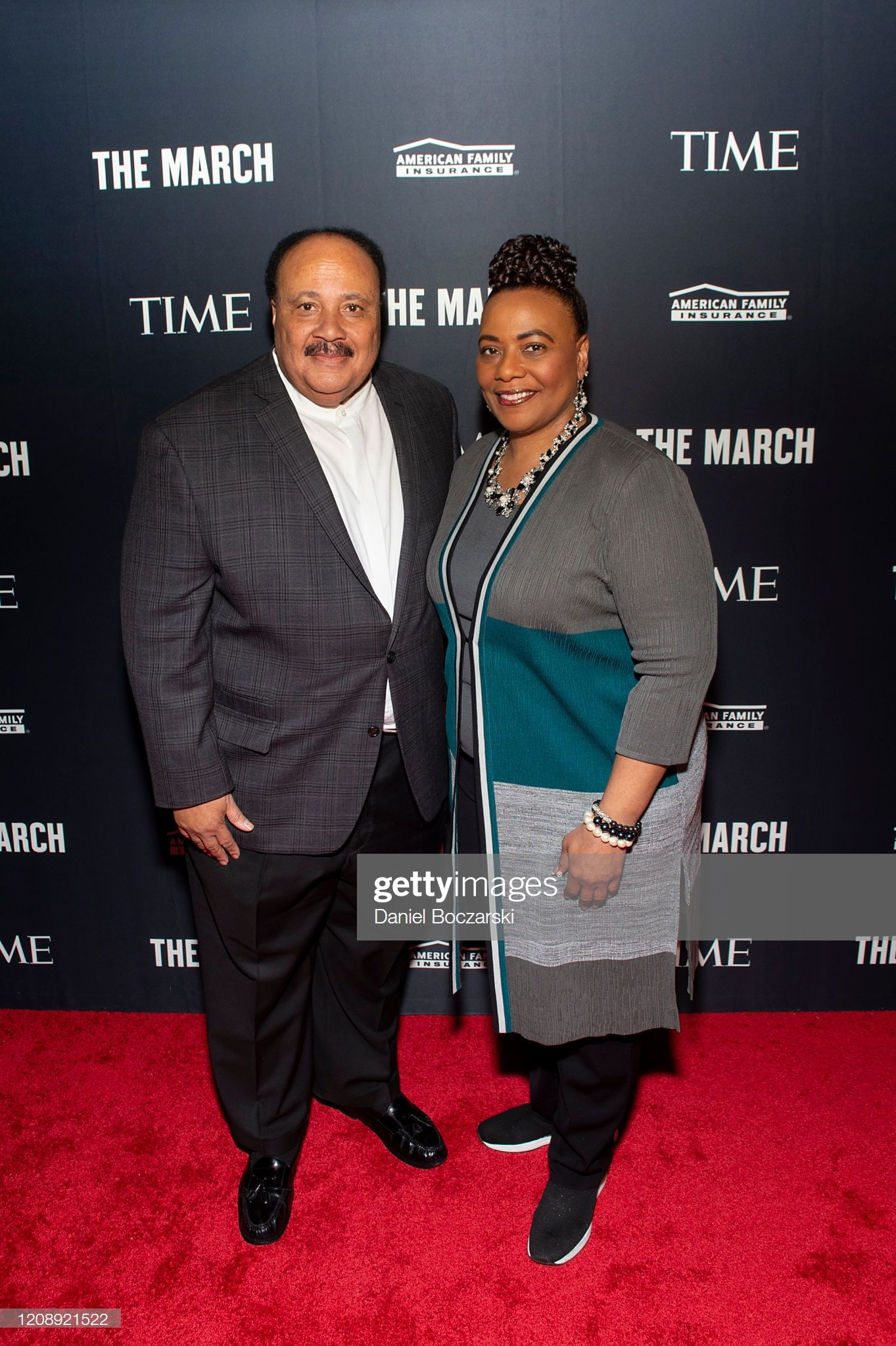 Son of Dr. Martin Luther King Jr., Martin Luther King III ...