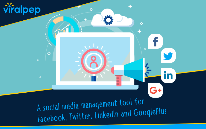 Viralpep is great for Facebook, Twitter, Google Plus and