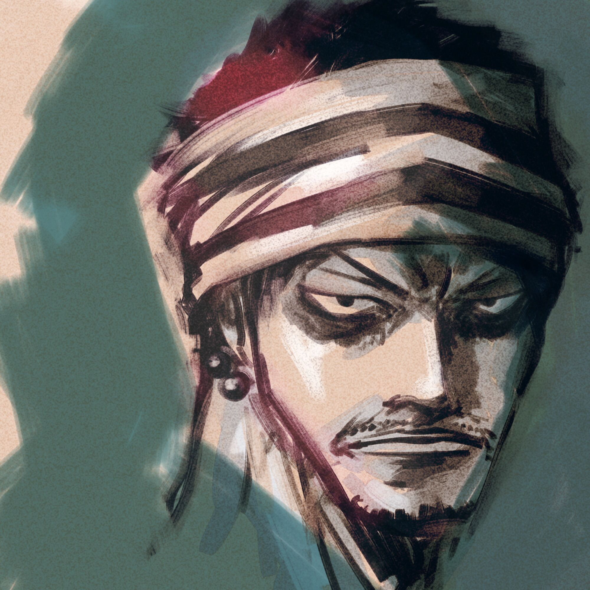Gin (ONE PIECE)/#1942902 | One piece images, Anime images ...
