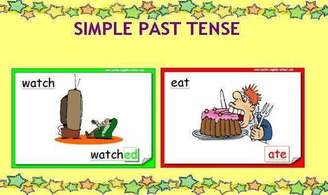 Trik Membuat Kalimat Simple Past Tense Dalam Bahasa Inggris Dengan Benar - http://www ...