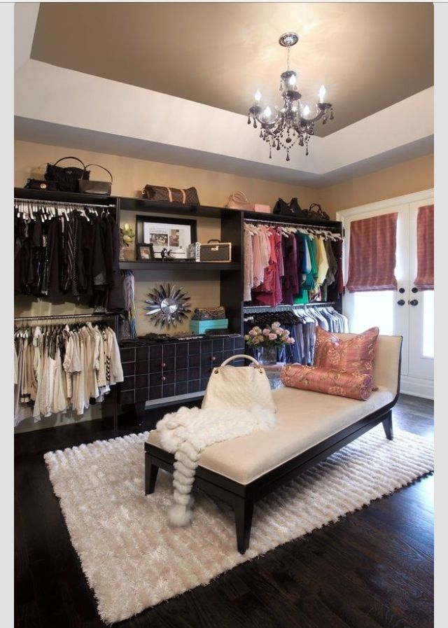 Ideal Spare Bedroom made into a Dressing Room/Closet | Home | Pinterest  RW79