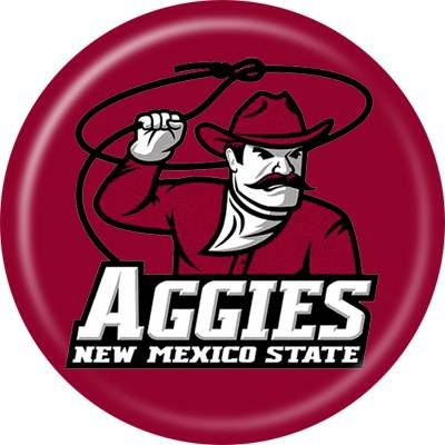 New Mexico State Aggies disc