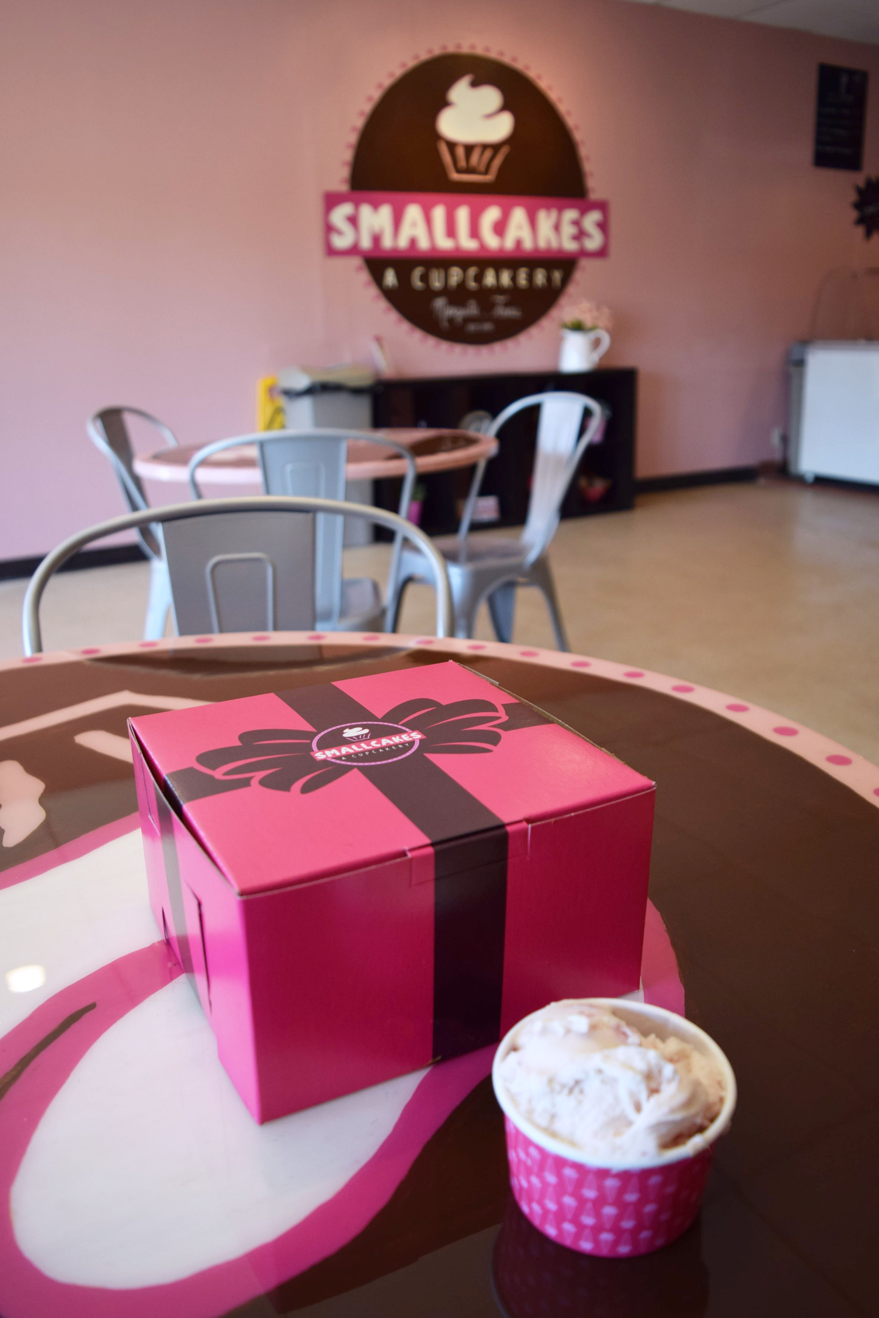 Smallcakes In Mesquite Tx Where You Find Ice Cream Cupcakes Made