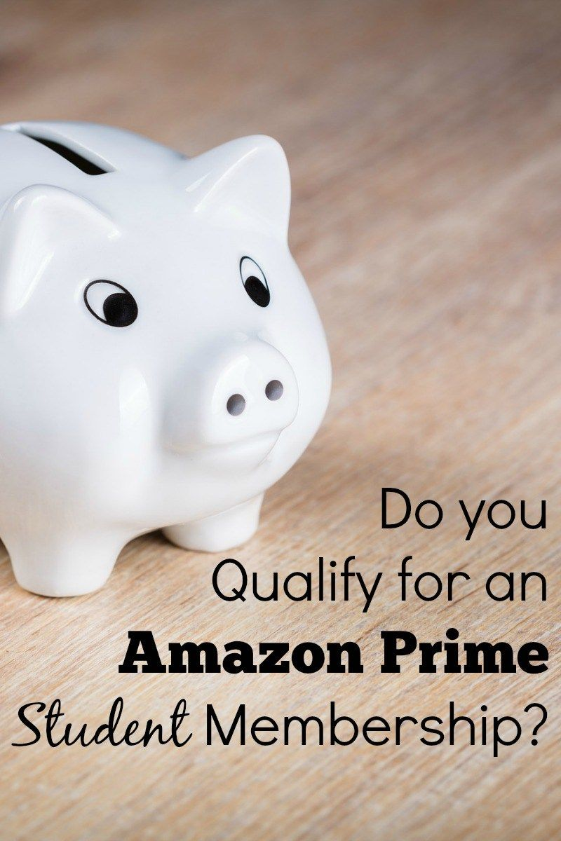 Do you Qualify for an Amazon Prime Student Membership