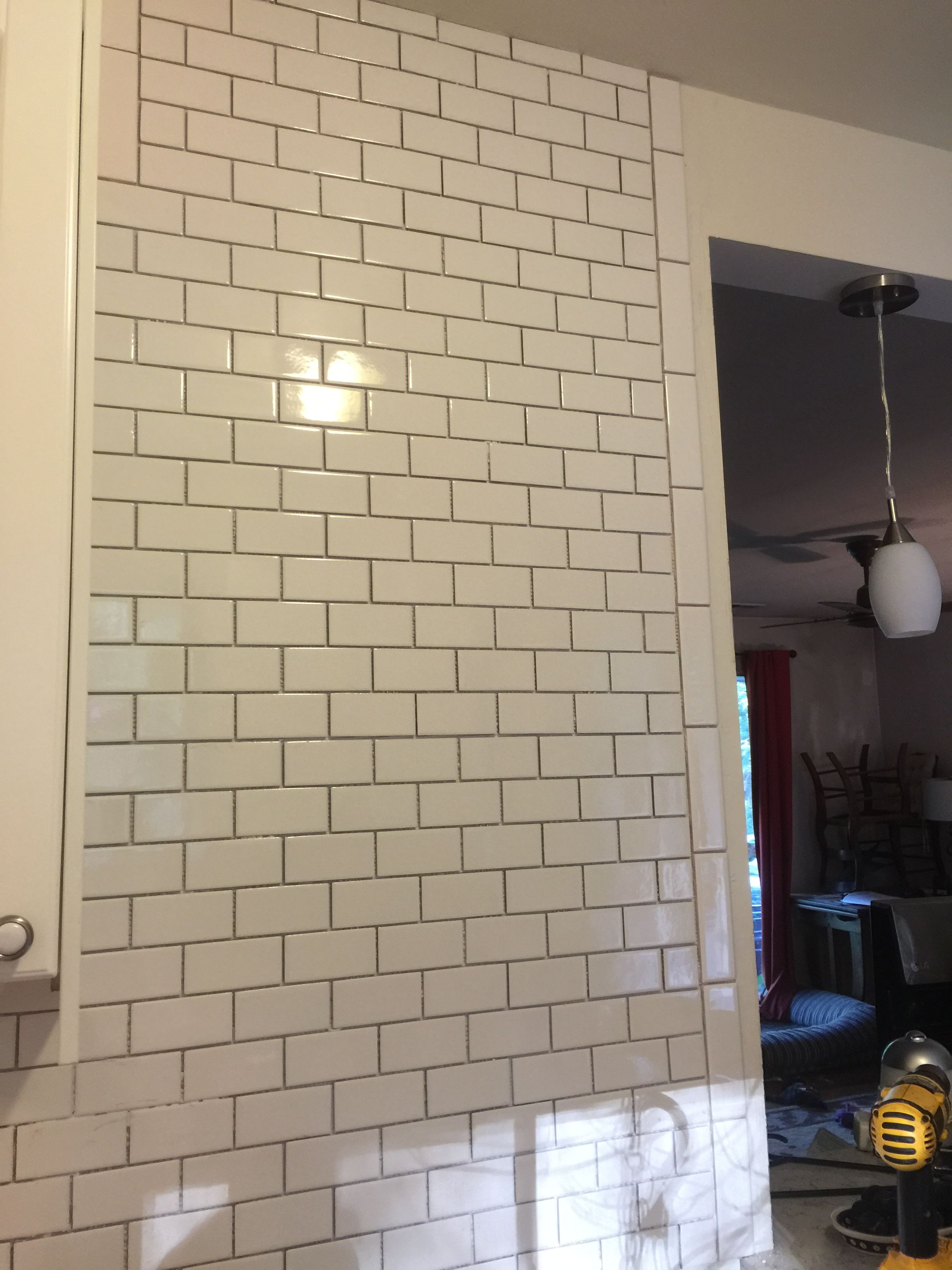 Needs grouting renovations at our home pinterest