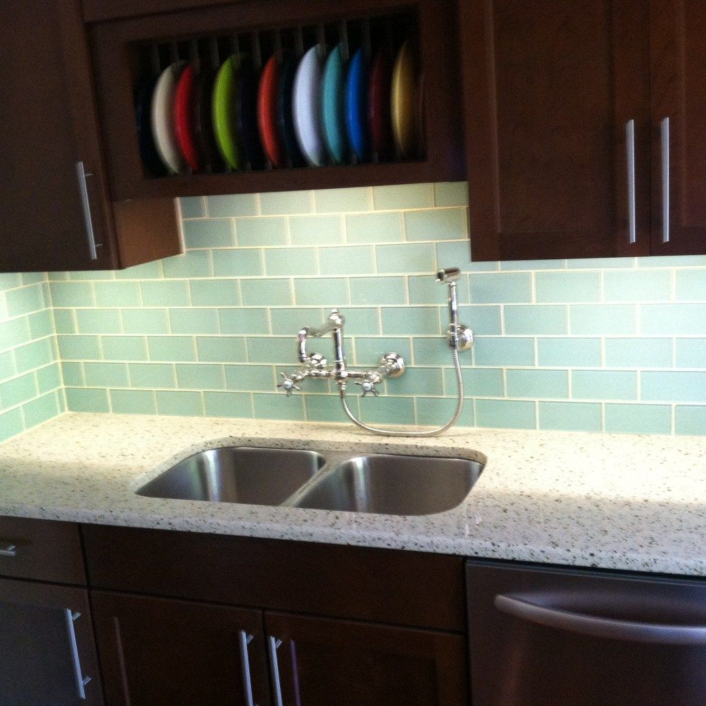 Kitchen Backsplash Glass Tile Gallery: Luxury Glass Tile Kitchen Backsplash Wardloghome Photos Of