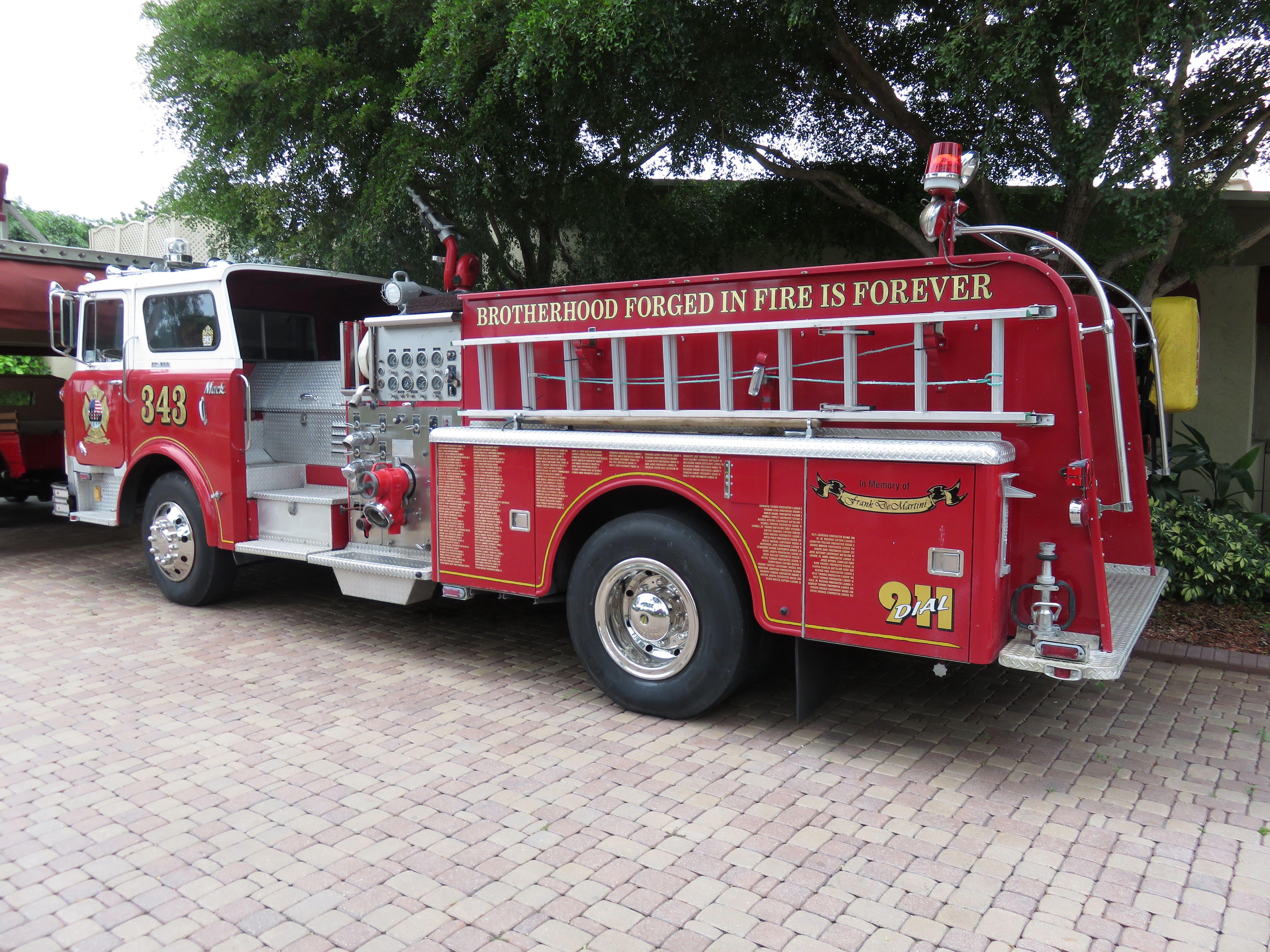 Fire truck   Vervoer   Pinterest