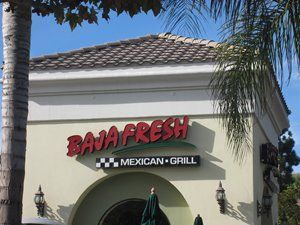 Baja Fresh Mexican Grill Thousand Oaks Ca Mls Search Restaurants