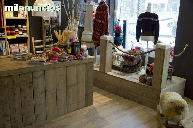 Fabricamos mobiliario para para tiendas bares - Mobiliario estilo industrial ...
