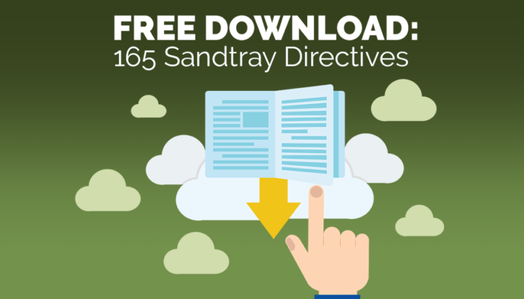 FREE DOWNLOAD 165 Sandtray Directives Sandtray Therapy