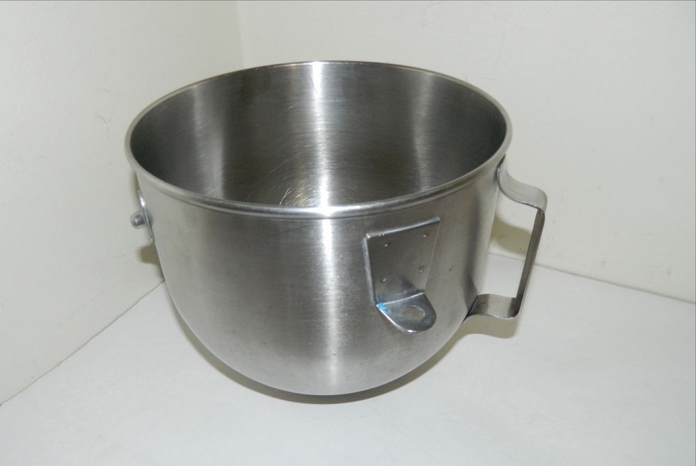 Kitchenaid 5 Quart Stainless Steel Bowl Lift Stand Mixer