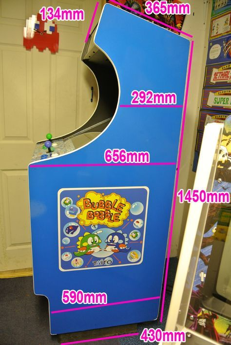 Midi cab plans - UK-VAC  UK Video Arcade Collectors Forum - Page 2 & Midi cab plans - UK-VAC : UK Video Arcade Collectors Forum - Page 2 ...