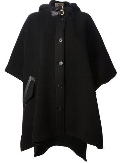 ETRO - oversized coat