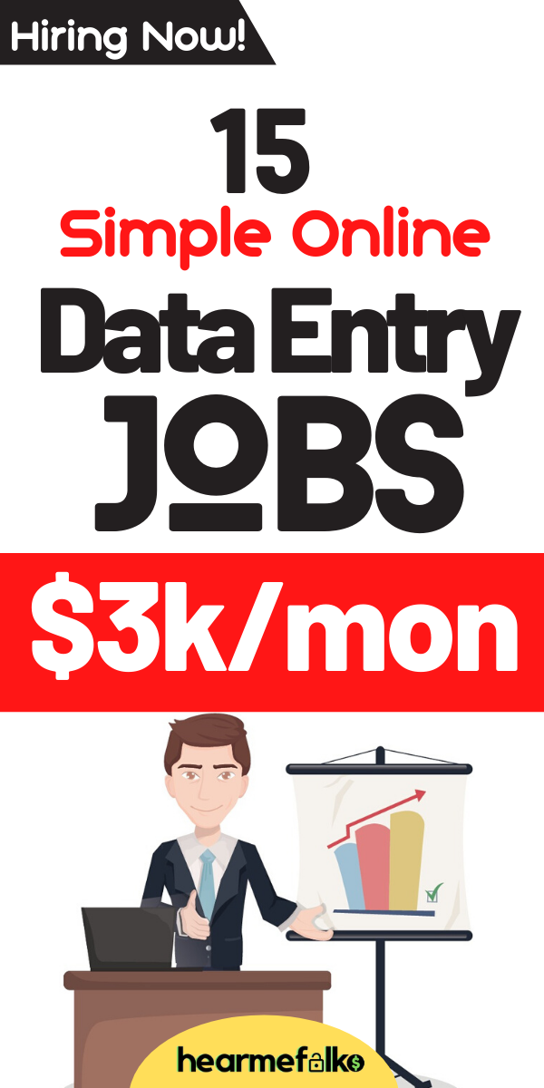 Get Paid for Data Entry: 15 Legit Sites Free to Join!