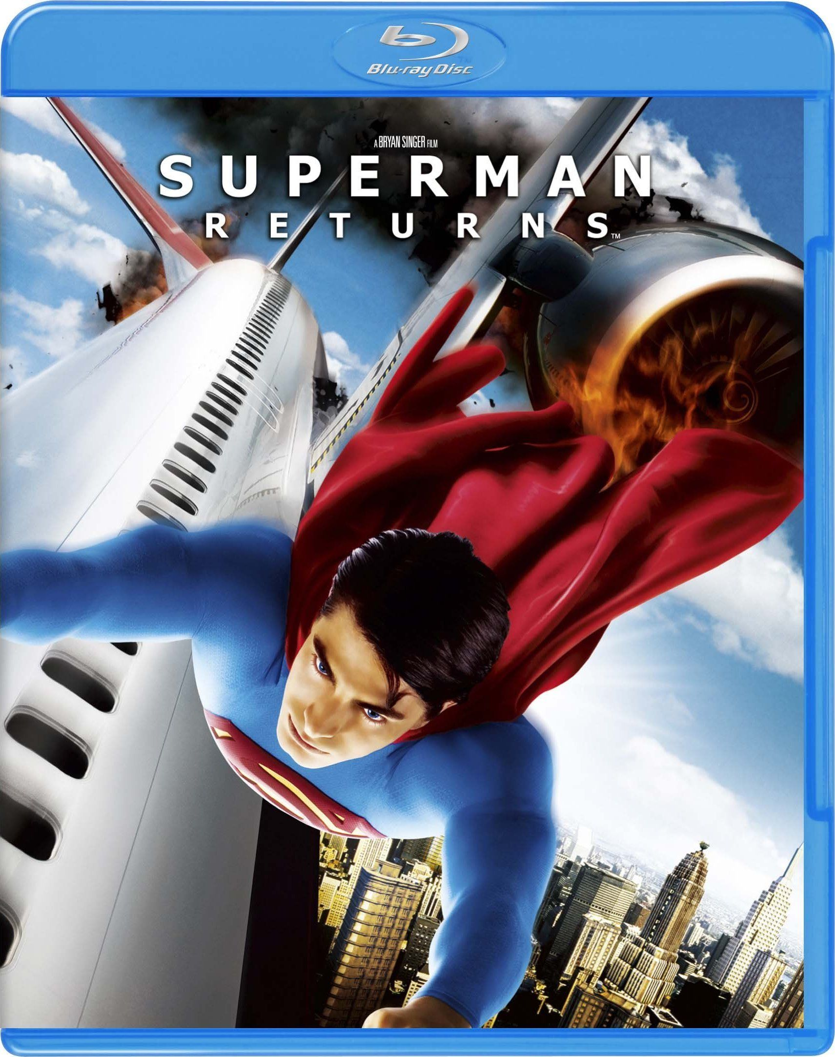 Superman Returns 2006 BluRay 720p 1.50GB [Hindi DD 2.0 – English DD 2.0] Esub MKV