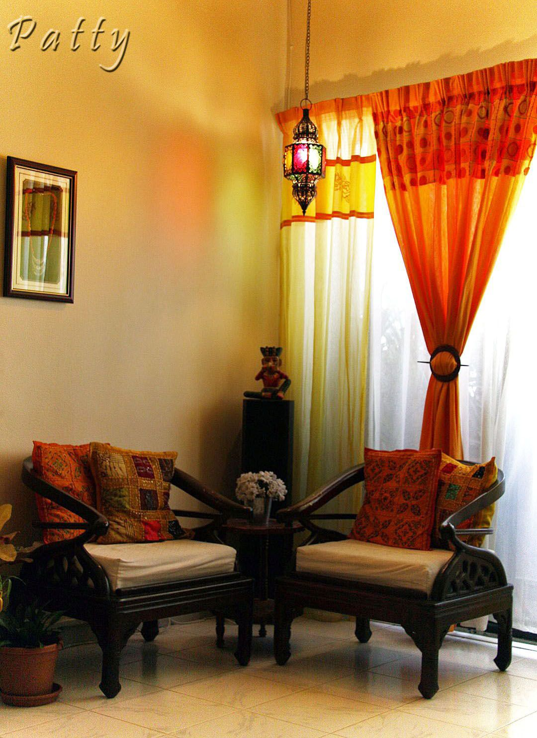 Living Room Designs Indian Style: Indian Home Decor, Indian