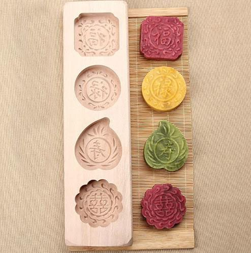 531bbc142 Chinese Mooncake Mold | ASIAN ART of BAKING in 2019 | Moon cake mold ...
