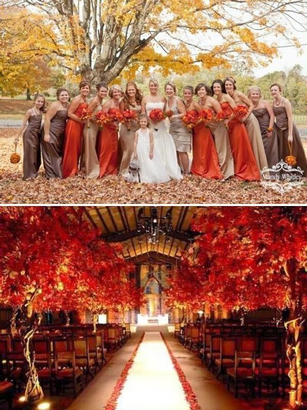 This Is A Beautiful Photo I Love The Colors Fall Wedding Inspiration More On Ideas