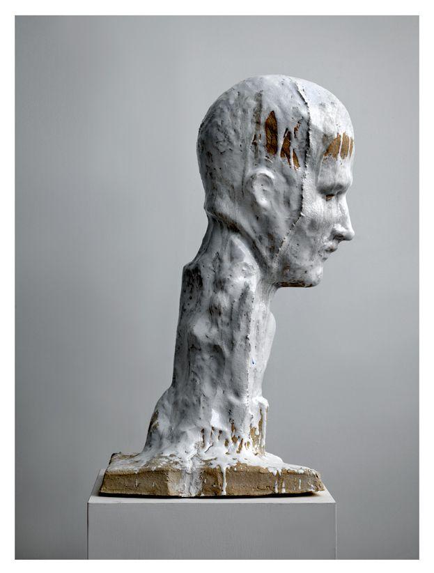 Manresa, 2014-15, glazed ceramic at Deák Erika Galéria, Budapest   (photo: Gert Jan van Rooij)