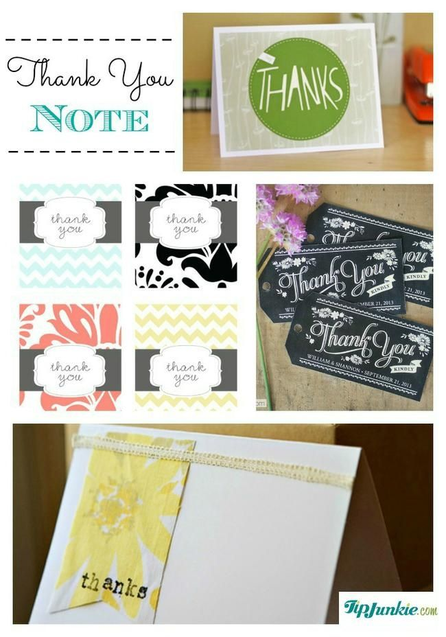 Thank You Note-jpg Giveaway ideas Pinterest Note, Employee - thank you note to employee