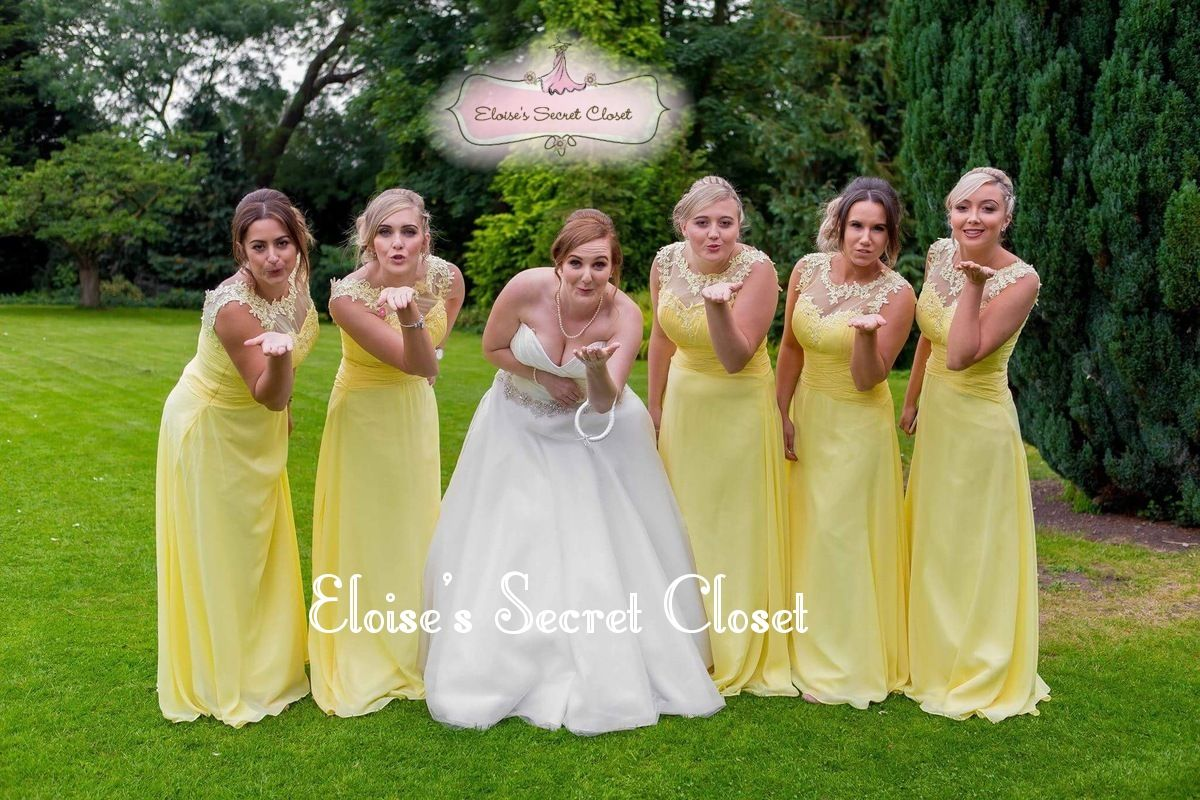 Eloises secret closet gallery of our bridesmaids al life thank you eloises secret closet for my beautiful mollie bridesmaid dresses absolutely love them lara manchester ombrellifo Gallery