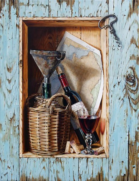 bruno logan french born 1969 trompe l 39 oeil. Black Bedroom Furniture Sets. Home Design Ideas