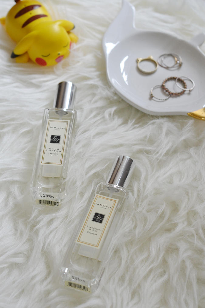 A Jo Malone Fragrance Love Affair