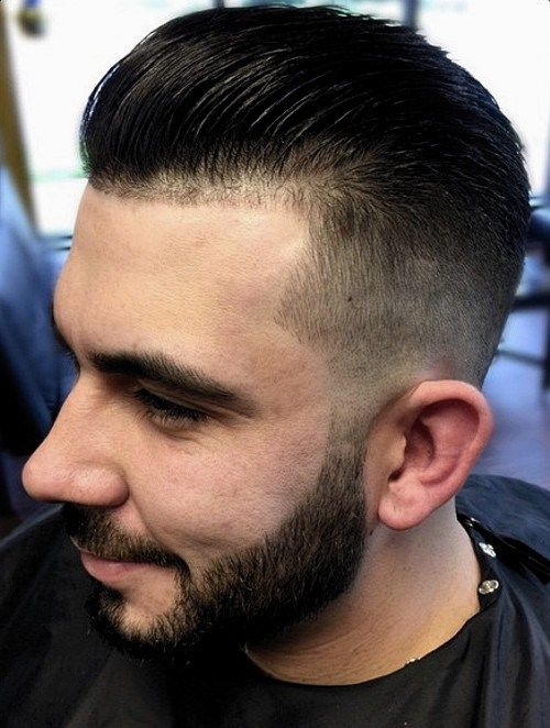 40 Skin Fade Haircuts Bald Fade Haircuts Fade Haircut Short Hair Styles For Round Faces Mens Haircuts Short