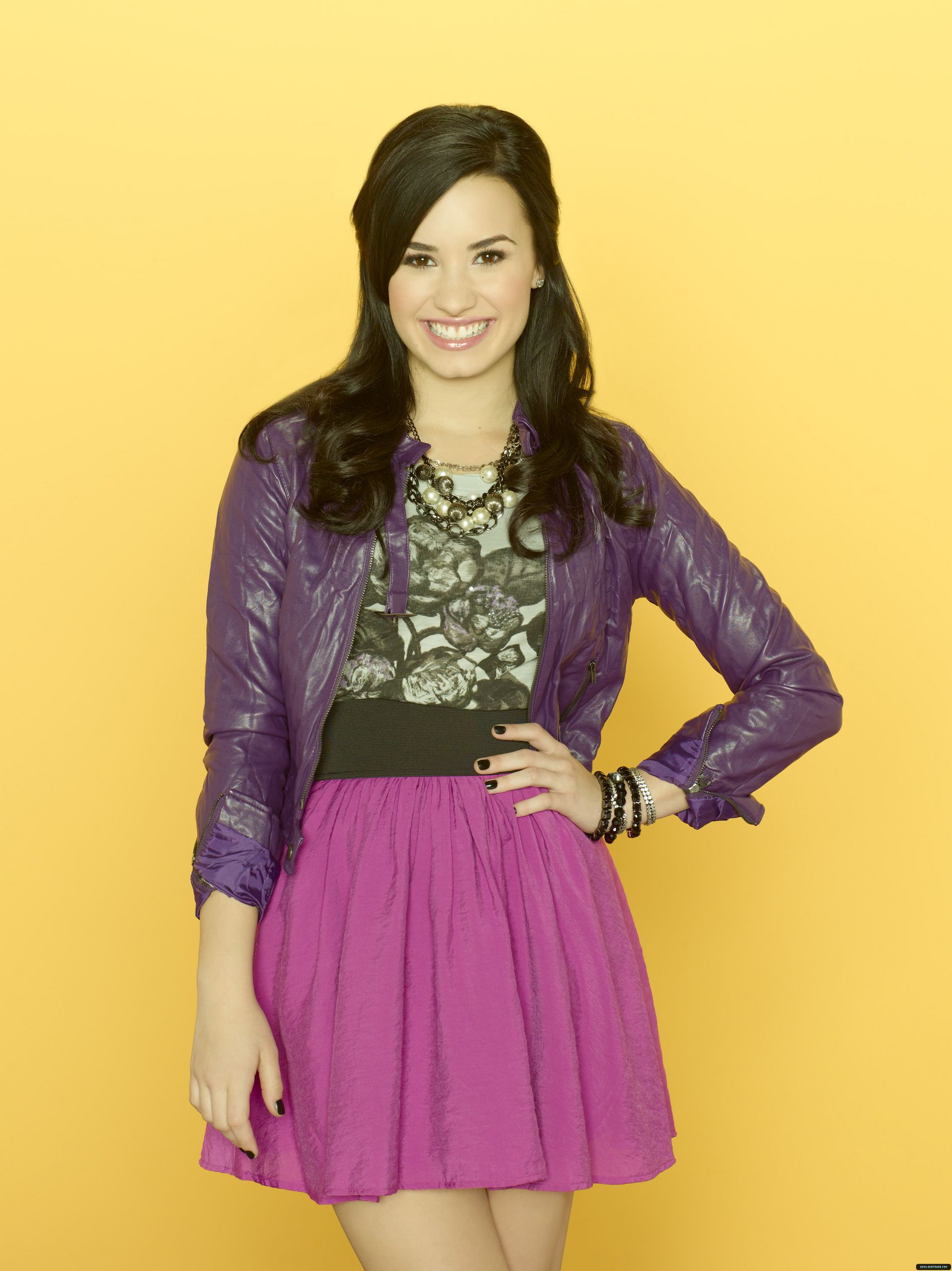 Demi Lovato Sonny With A Chance Outfits