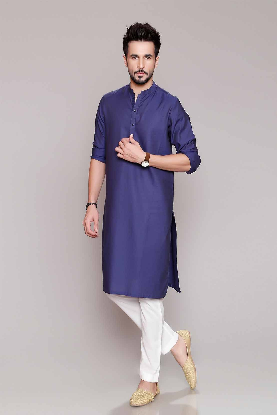 0157ac4aeb Latest Men Modern Kurta Styles Designs Collection 2018-19 by Chinyere
