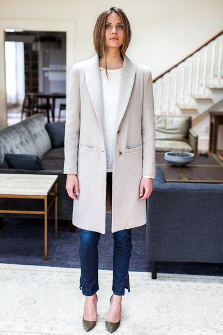 Pin for Later: 23 February Must Haves You'll Fall Totally In Love With Emerson Fry Tailored Coat