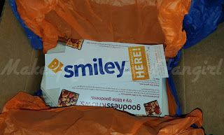 Makeup Junkie and Fangirl: Smiley360 Mission: Goodness Knows Snack Squares. I received this product for free for reviewing purpose.