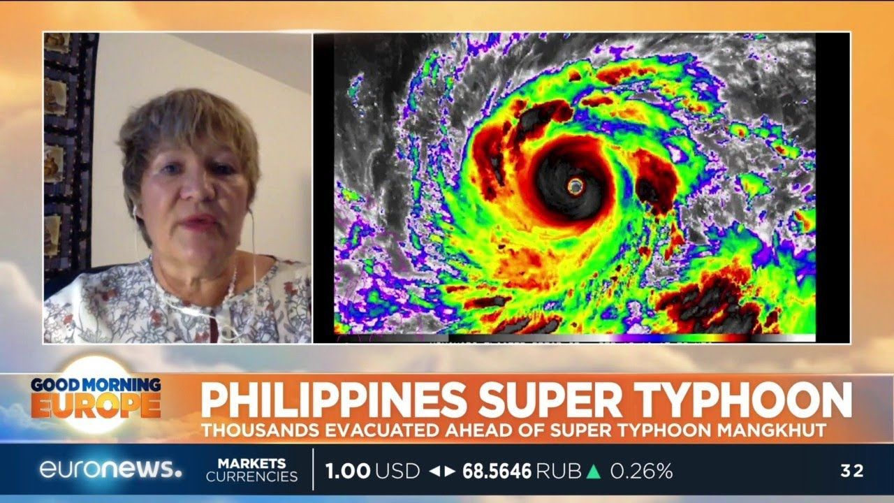 Thousands Evacuated In The Philippines Ahead Of Super