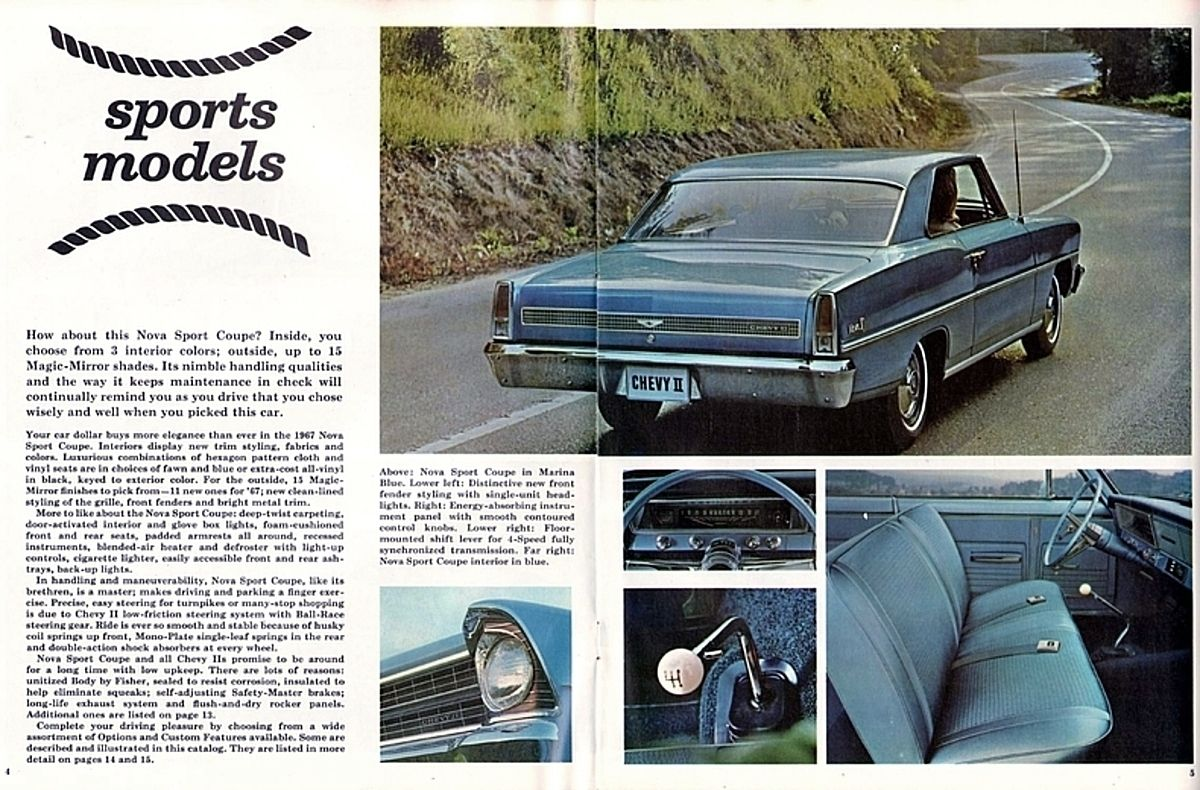 1967 Chevy Nova Ad In 2020 Sports Coupe Chevrolet Car Ads