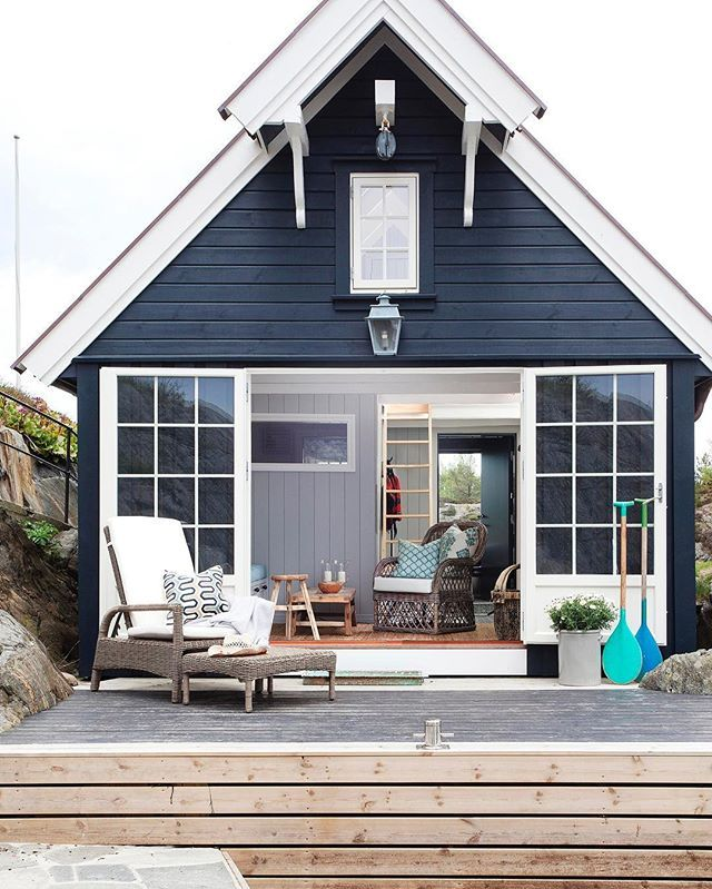 A Little Beach House Is All I Want Beach House Exterior Small