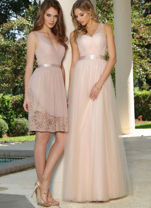 365d4cbae Vestidos modernos para dama de honor – Vestidos de mujer