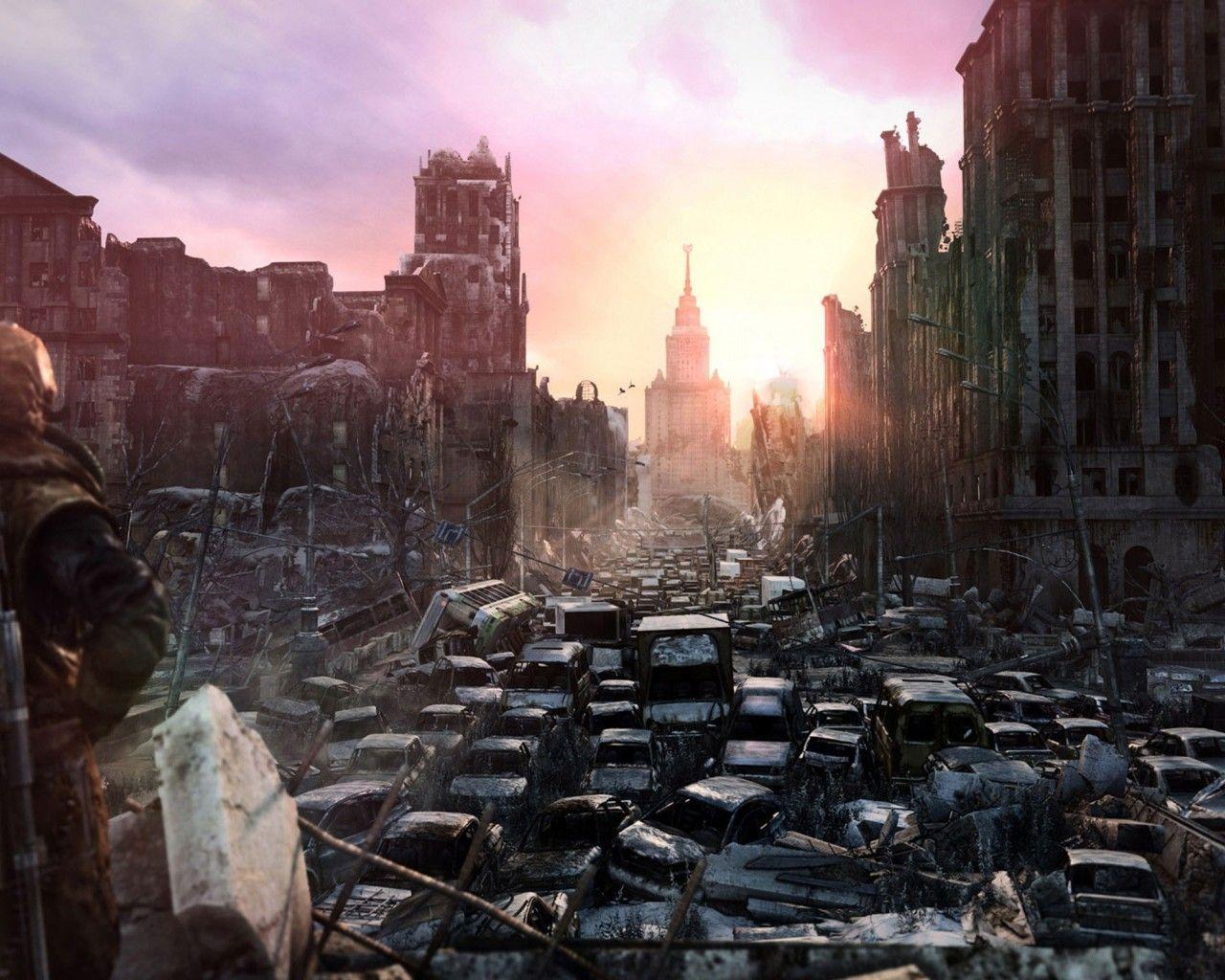 Metro City Lights 3D Art *Change Games Entertainment