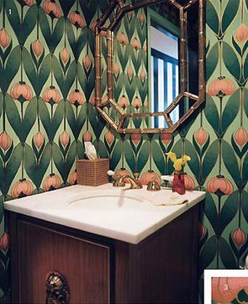 Make A Splash With Tropical Interior Design Room Wallpaper Designs Tropical Interior Design Tropical Interior