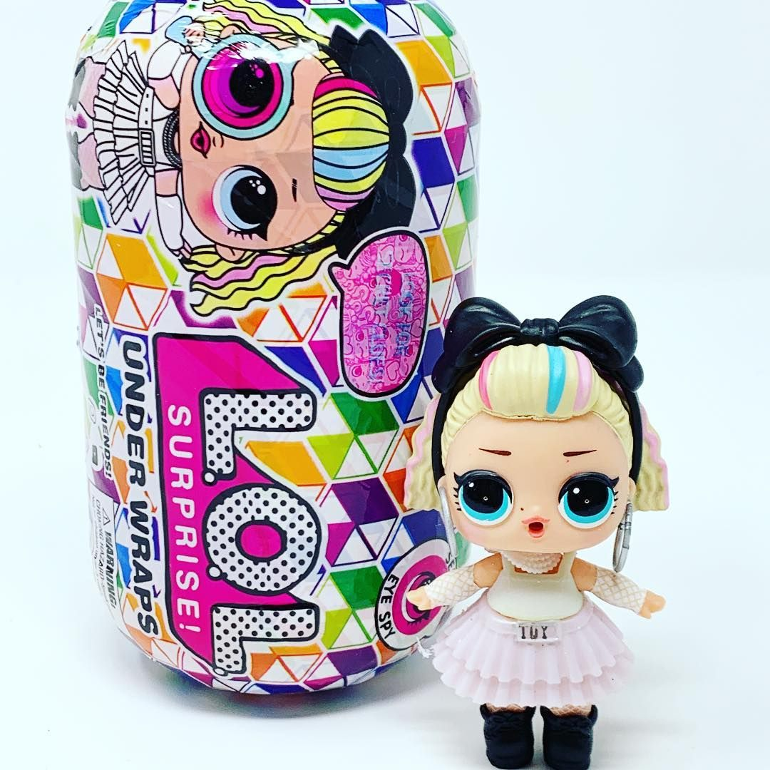 Toy Caboodle On Instagram 80s Bb With Her Fake Lol Surprise